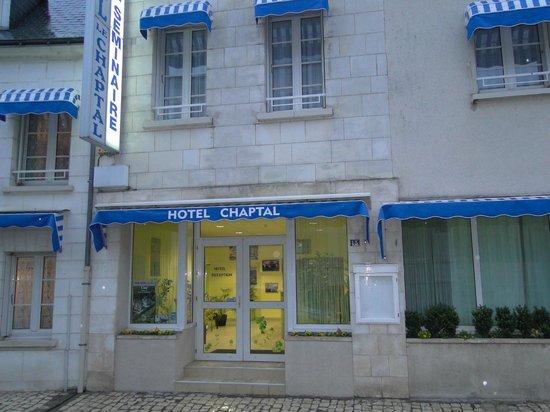 Hotel Chaptal:                   Entrada