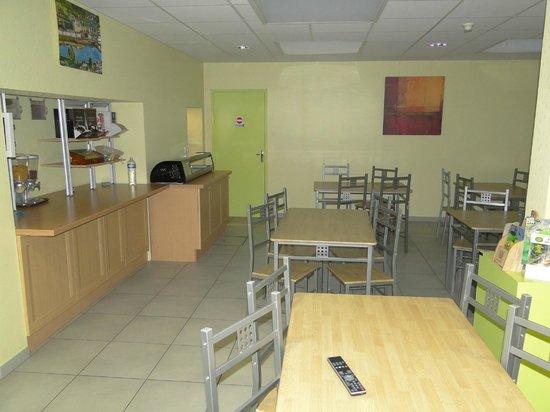 Hotel Chaptal:                   Restaurante