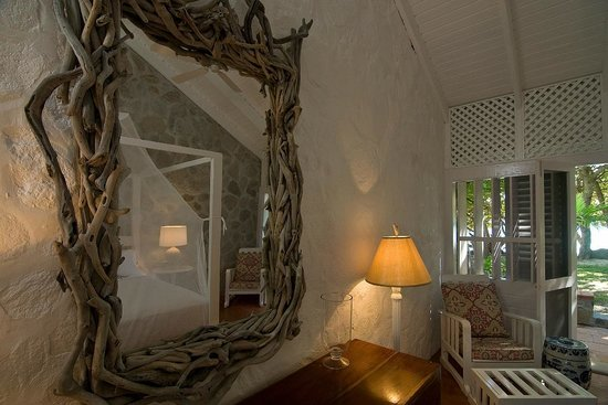Sugar Reef Bequia: Mustique Room at Sugar Reef's Beach House