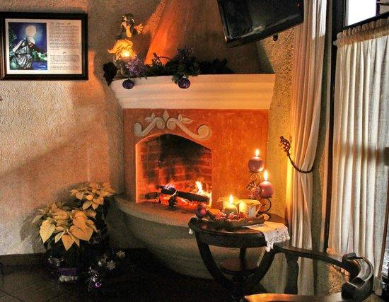 D'Leyenda Hotel: Decoración La Llorona en Navidad'12