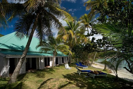 Sugar Reef Bequia: Sugar Reef's Beach House