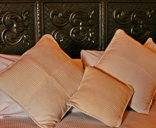 D'Leyenda Hotel: Detalles D'Leyenda