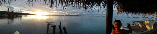 Patio, Polynesia thuộc Pháp: Enfant et Bora Bora