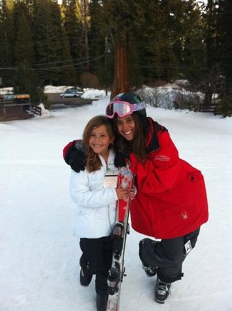 Homewood Mountain Resort: Great Ski Instructors