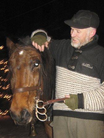 Savalen Fjellhotell & Spa: Horse riding