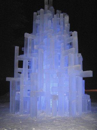 Savalen Fjellhotell & Spa: Ice