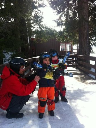 Homewood Mountain Resort: Great for lil ones