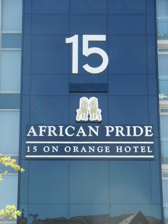 African Pride 15 On Orange Hotel: Hotel