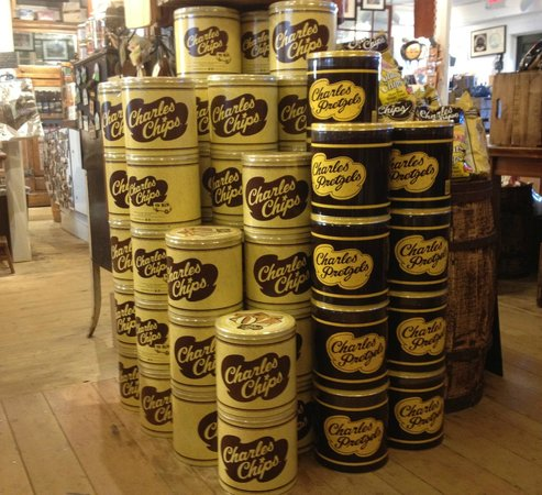 Vermont Country Store: Charles Chips - A Blast From the Past!