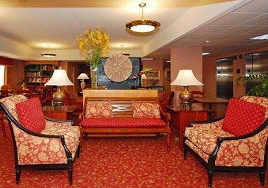 Comfort Inn Quantico: Lobby