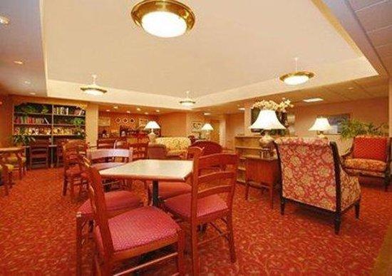 Comfort Inn Quantico: Restaurant