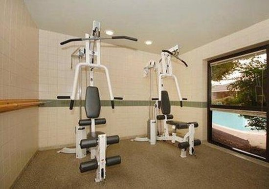 Comfort Inn Quantico: Exercise room