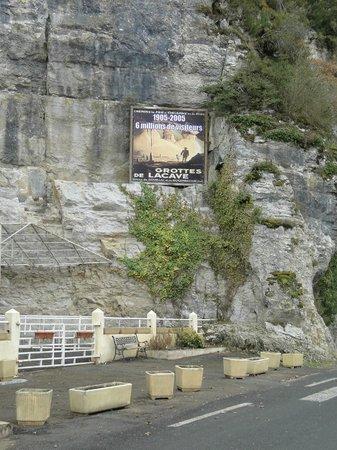 Hotel Brasserie Lacave :                   Gruta de La Cave