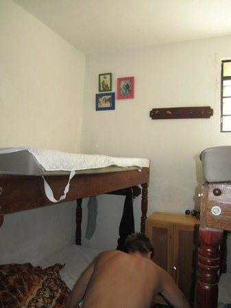 Hostel Candelaria: dorm room