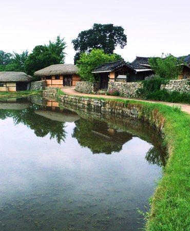 Asan, Južná Kórea: Oeam Village