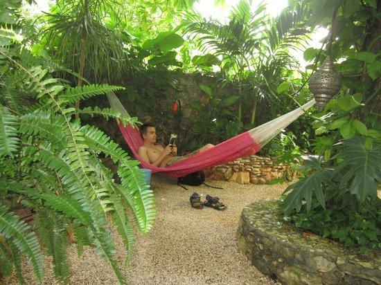 Hostel Candelaria: hammoc
