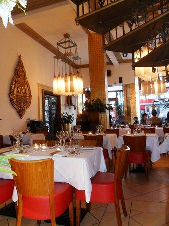 Thai Restaurant Trafalgar Square London