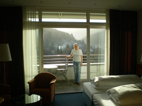 Schwarzwald Panorama: Our room