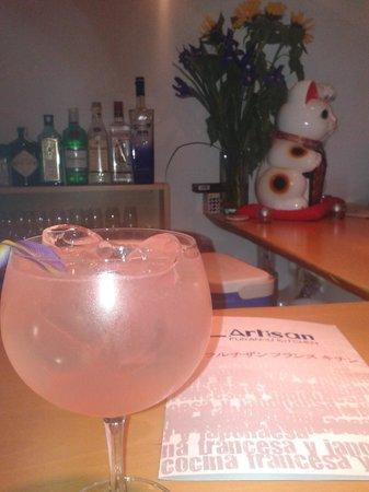L'Artisan Furansu Kitchen : Pink l'Artisan