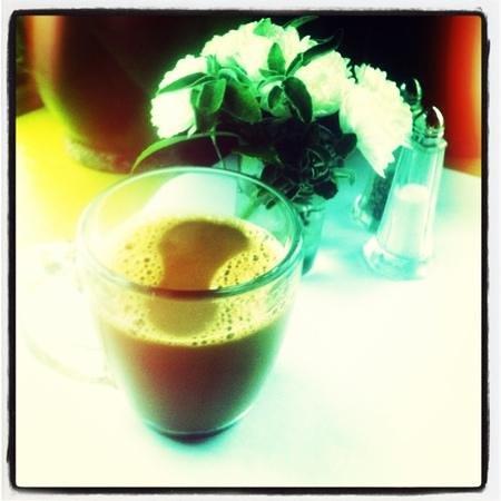 La Maison: The best coffee in Newport!