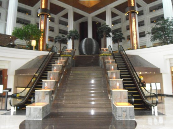 Gran Melia Jakarta: The entrance to heaven