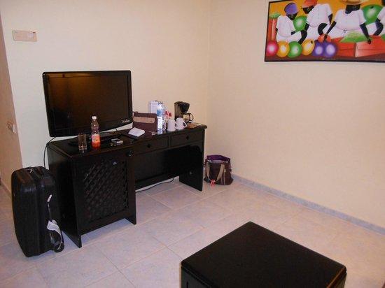 Sirenis Punta Cana Resort Casino & Aquagames: le salon