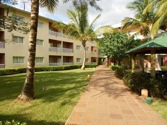 Sirenis Punta Cana Resort Casino & Aquagames: une partie de l'hotel