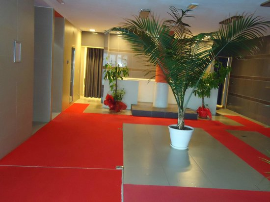 Hotel Esperia Palace: sala centro benessere