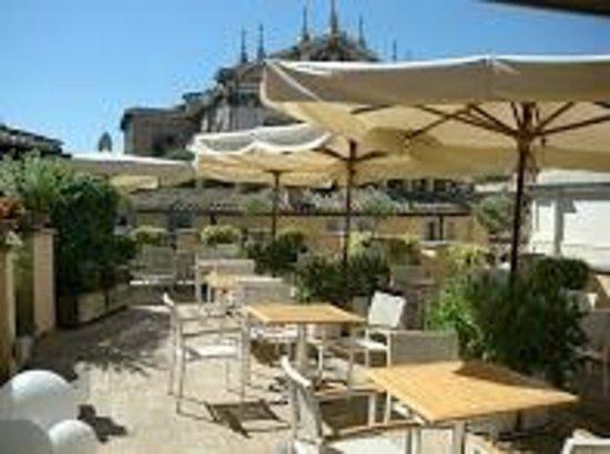 Cesari's Terrace