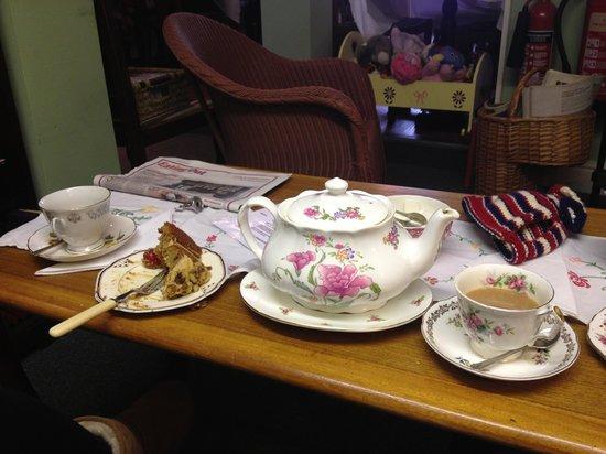 Sophie S Tea Room Yaxley