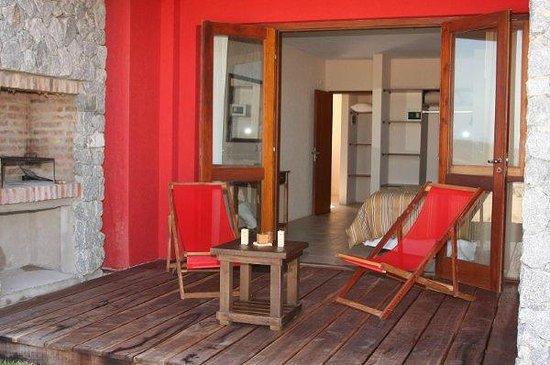 Mar Azul, Argentine: Luxury Deck dormitorio