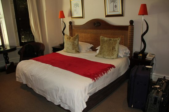 River Manor Boutique Hotel & Spa:                   Our room