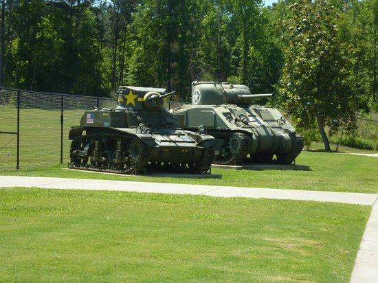 National Infantry Museum and Soldier Center:                   This is really old stuff.