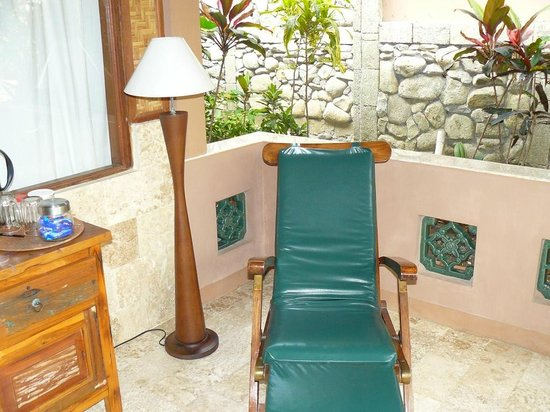 Guci Guesthouses : Patio