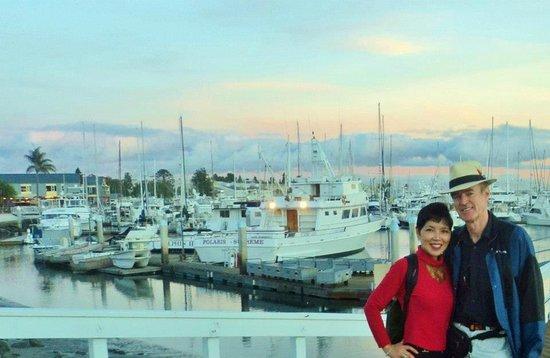 Ramada San Diego Airport:                   Beautiful San Diego Harbour