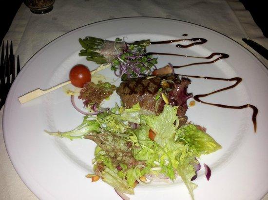 Hotel Restaurant Boschlust:                   Biefstuk