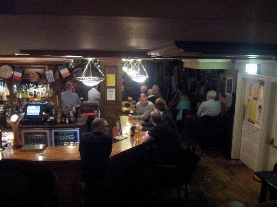 Harding Hotel: Pub de l'hotel