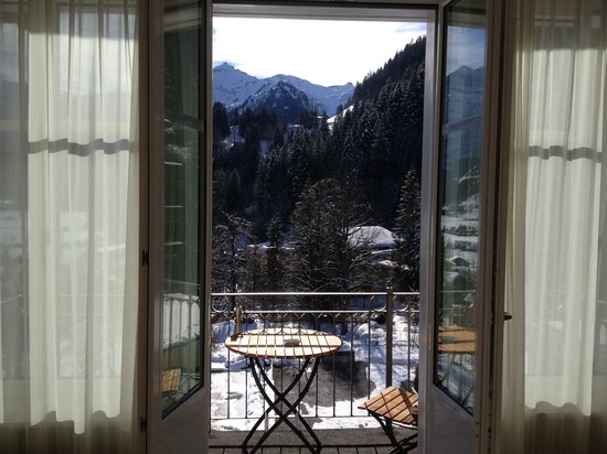 Lenkerhof gourmet spa resort: Zimmer 312
