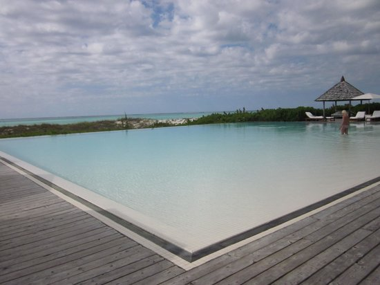 Parrot Cay by COMO: Small pool