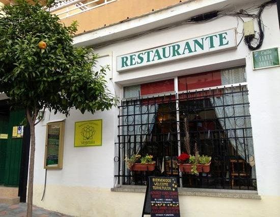 Vegetalia:                   Restaurant Vegatalia i Fuengirola