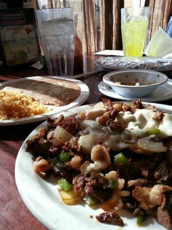 Los Cabos: Steak alambre