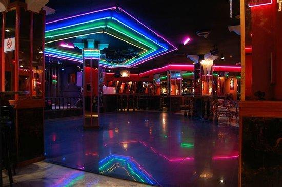 Neon Dancing