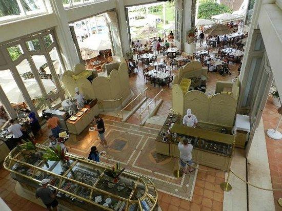Grand Wailea A Waldorf Astoria Resort Breakfast Buffet In The Grande Dining Room