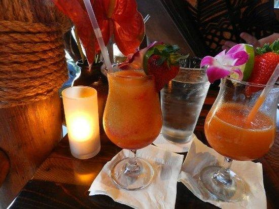 Grand Wailea - A Waldorf Astoria Resort: Dinner at Humu Humu