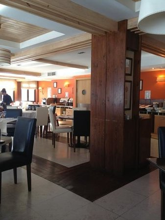 Hotel Spa Acevi Val d'Aran: LA SALLE A MANGER