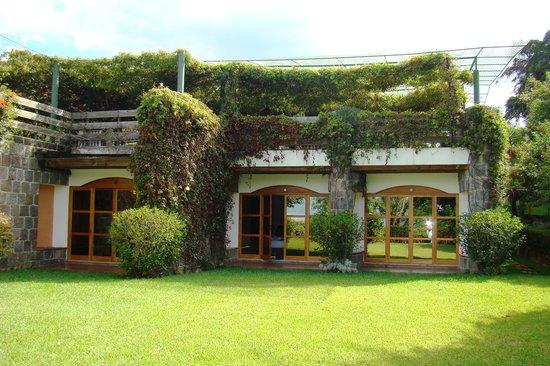 Hotel Posada de Don Rodrigo Panajachel: Lake View Garden