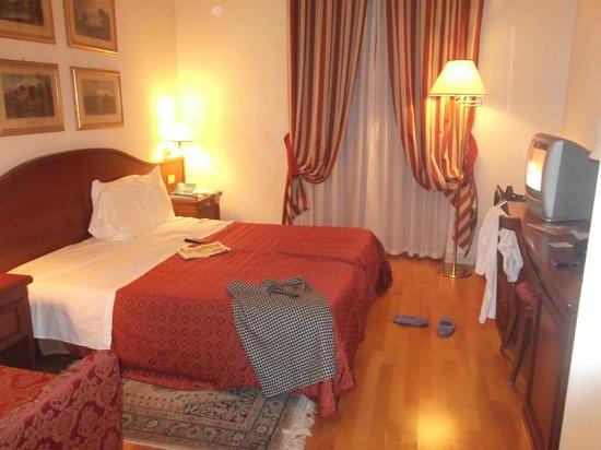 Grand Hotel Nuove Terme: camera