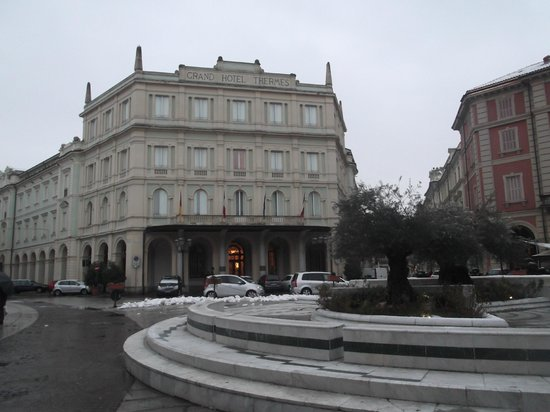 Grand Hotel Nuove Terme: hotel