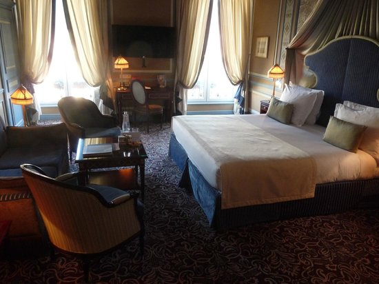 ‪‪InterContinental Bordeaux Le Grand Hotel‬: Chambre excecutive‬
