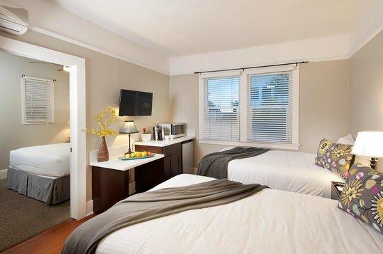 Found Hotel San Diego: Suite